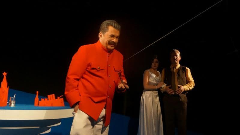 «Карамболь после полуночи. Фантазии Михаила Булгакова». Фото Ирины Ларионовой