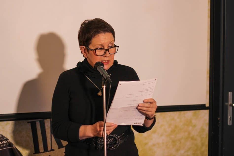 Лидия Побединская, руководитель Школы художественного слова, взрастившая не одно поколение влюбленных в поэзию