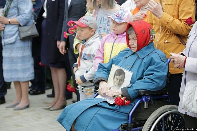 Мемориал памяти жителей Карело-Финской ССР и Ленинградской области, погибших в концлагерях Петрозаводска в годы Великой Отечественной войны