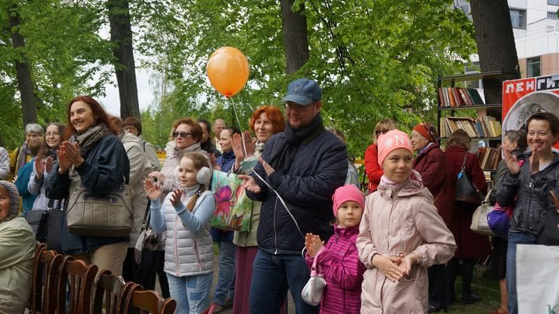 Петрозаводск. День города. Фото Ирины Ларионовой