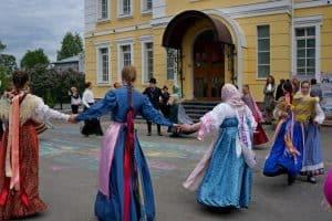 Петрозаводск шумно отметил свой 314-й день рождения