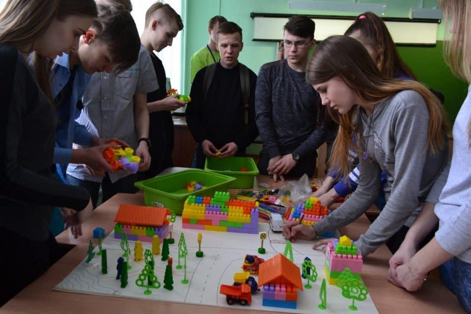 В Профи-парке Петрозаводского автотранспортного техникума
