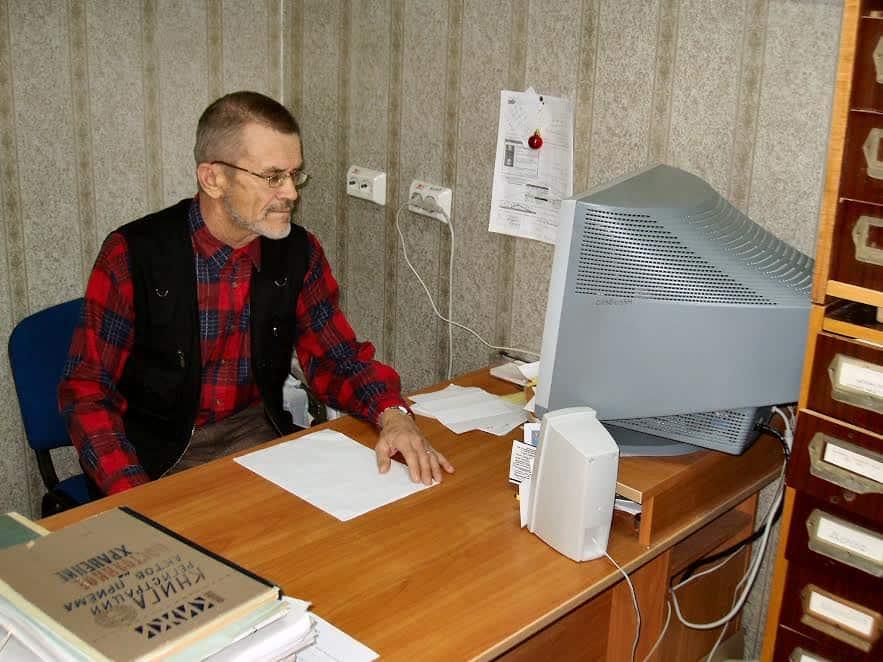 Николай Иванович Шилов