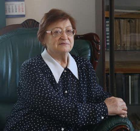 Лидия Владимировна Савельева. Фото Владимира Ларионова