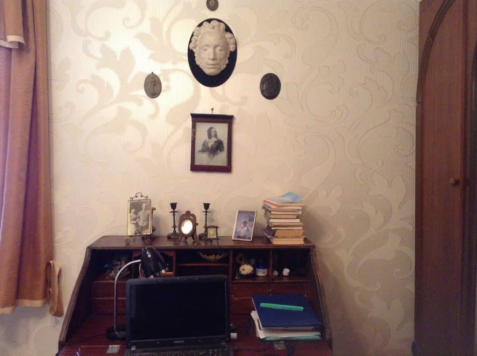 В комнате Лидии Владимировны Савельевой. Фото Натальи Мешковой