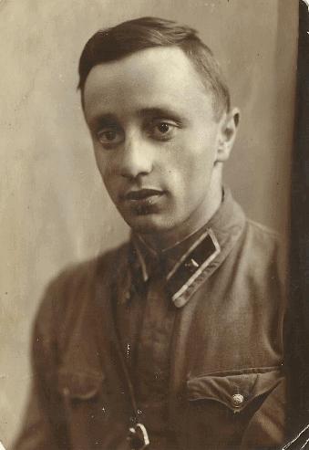 Александр Витухновский в годы войны