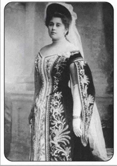 Анна Танеева, фрейлина императрицы