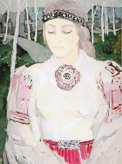Тамара Юфа. Айно. 1963 год