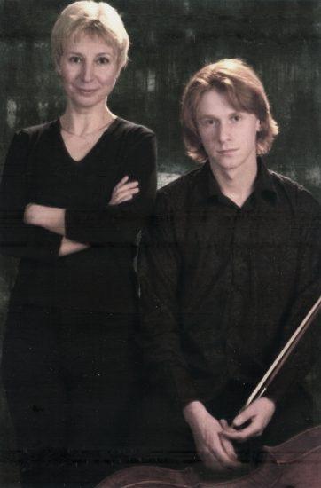 Мария Журавлева и Сергей Антонов. Фото www.classicalmusicnews.ru