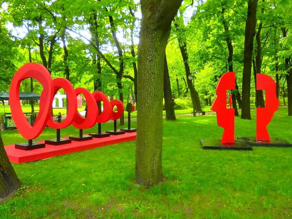 """Международный фестиваль садово-паркового искусства """"Императорские сады России"""". «АвангАрденс»"""