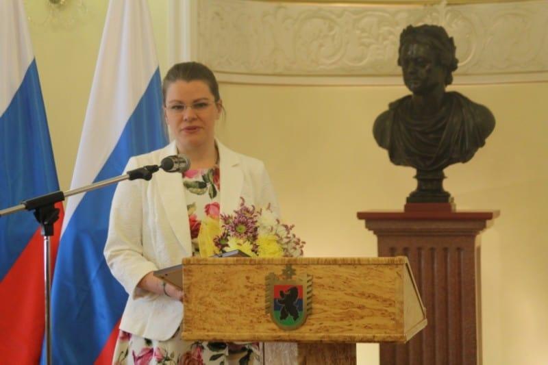 Анастасия Сало