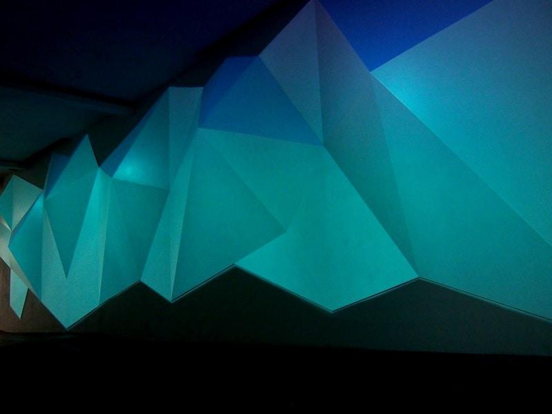 Одна из деталей архитектурного оформления группы Sun Effects Oy