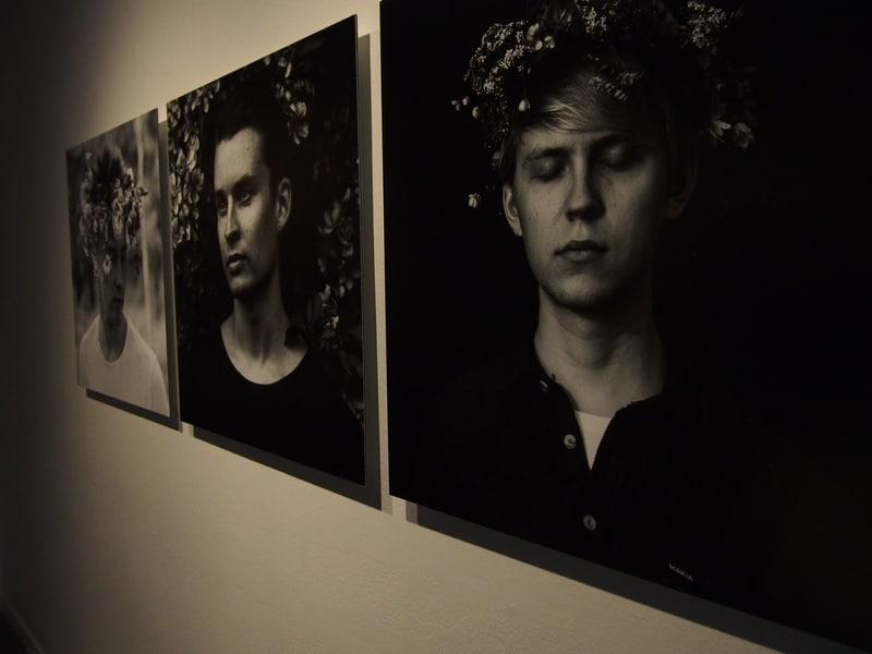 Таrina Tommiska. Boys and Flowers