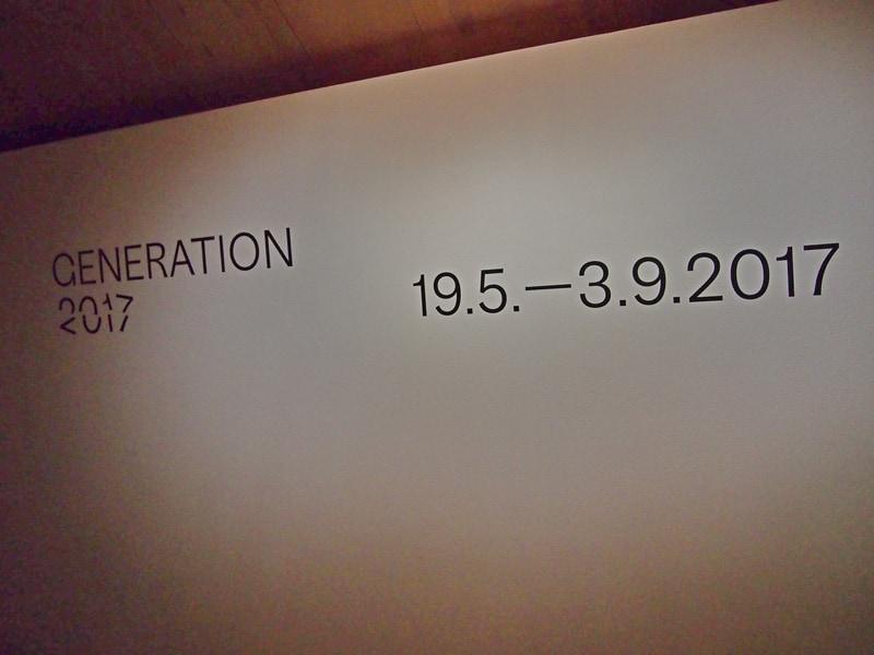 """Выставка """"Поколение 2017"""""""