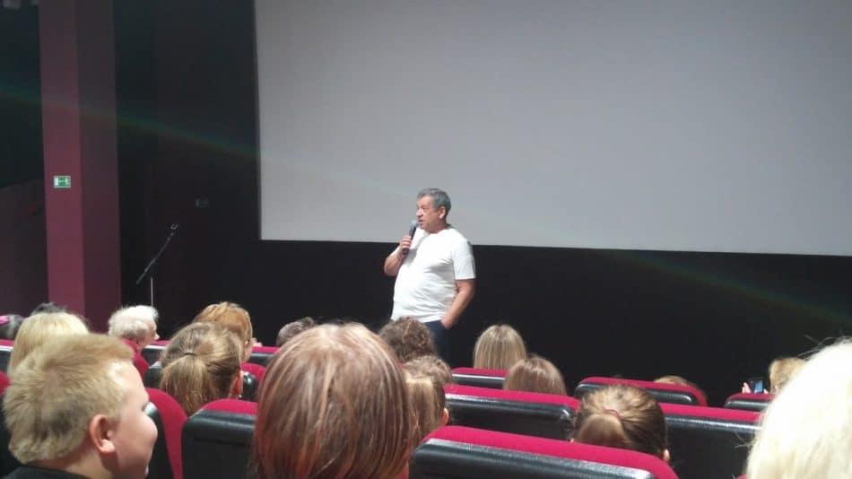Борис Грачевский на встрече с детьми в Петрозаводске