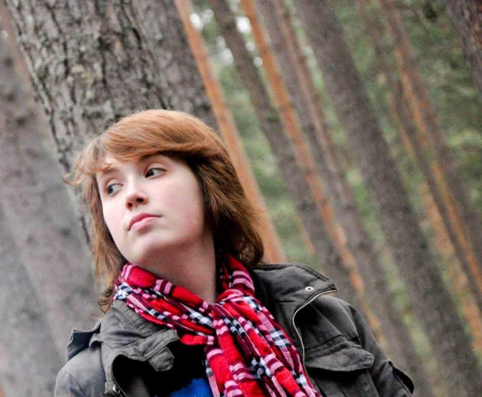 Екатерина Ольшина. Фото из личного архива