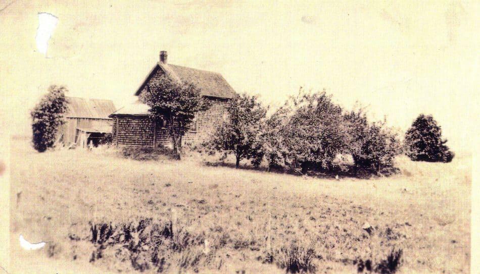 Фамильное ранчо Туннельный Холм, принадлежавшее Нельсонам