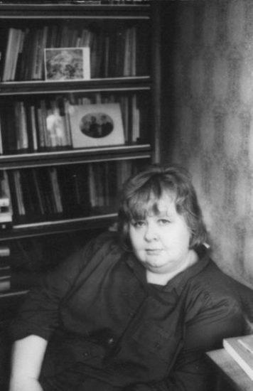 Галина Тюнь.1990-е годы. Фото Ирины Ларионовой
