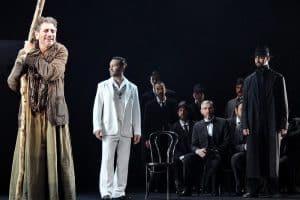 В Петрозаводске начинаются гастроли театра имени Евгения Вахтангова