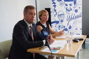 Тарво Ниеминен чувствует себя в России как дома