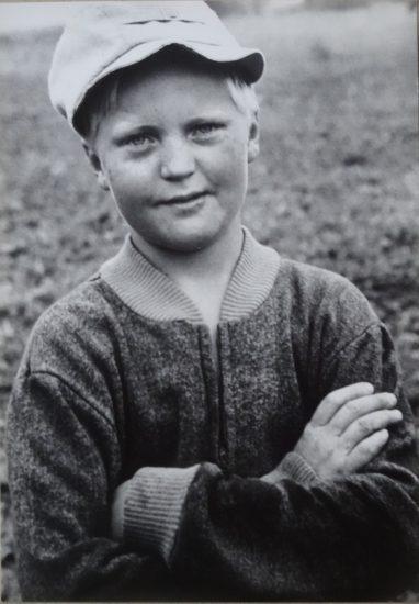 Валерий Болтушин (Нарва, Эстония) Молодой человек, уверенный в себе