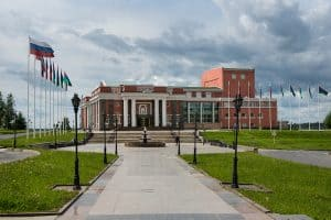 Дворец искусств в Кондопоге. Фото www.tourister.ru