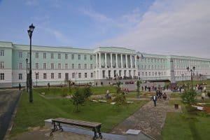 В Петрозаводске открылось президентское кадетское училище