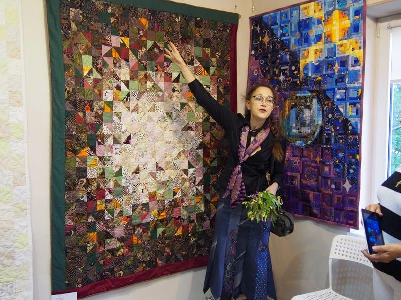 Ольга Токунова рассказывает, как из мусора создать красоту