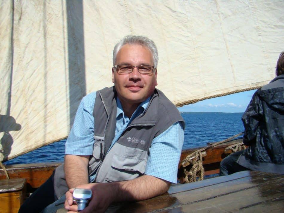 Александр Селин. Фото из группы vk.com/smena_ptz