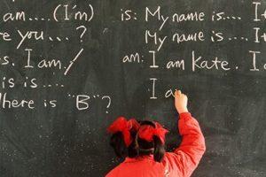 Школьникам нужно учить только один иностранный язык