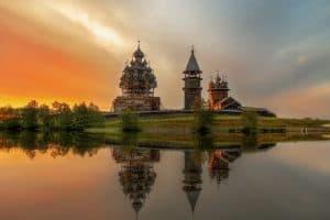 National Geographic включил остров Кижи в топ-4 необычных мест России