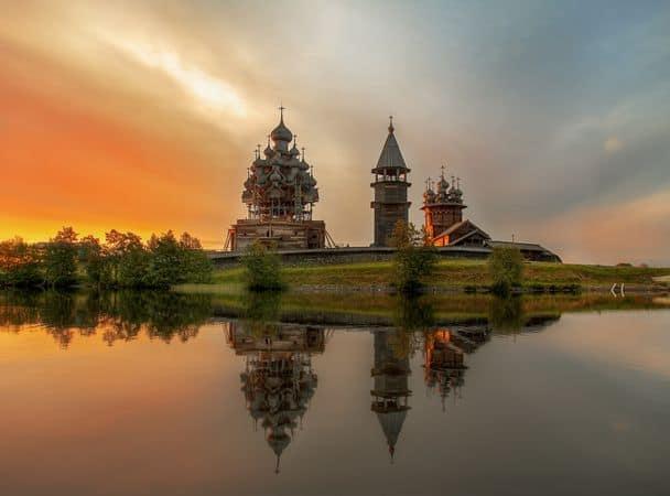 Остров Кижи. Фото: Эдуард Гордеев
