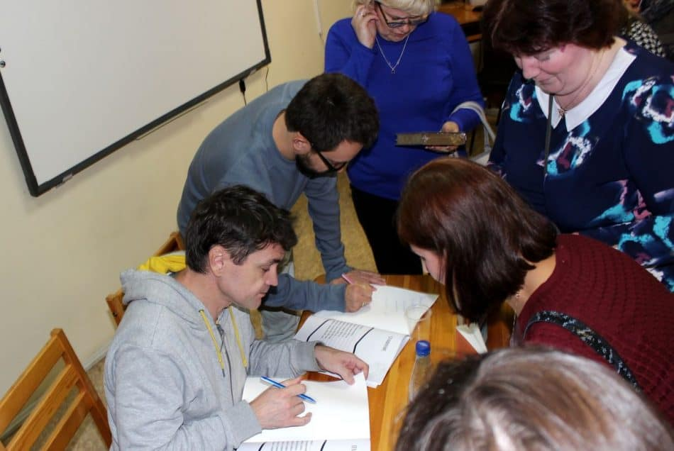Петрозаводск посетили представители Всероссийского конкурса на лучшее литературное произведение для детей и юношества «Книгуру»