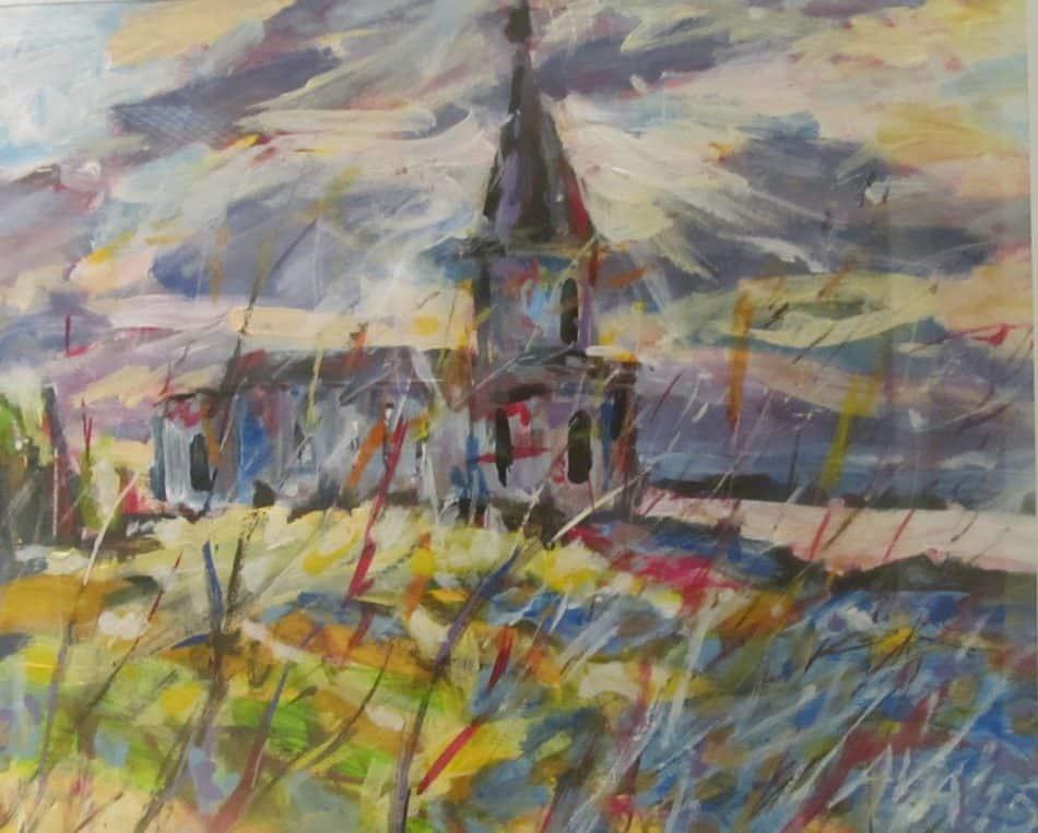 Церковь в Конде