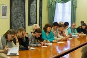 Сборная волонтеров Карелии побывала в Национальном музее Карелии, где ребята узнали важные исторические факты о регионе, главных достопримечательностях. Фото из группы vk.com/dobrocentr10