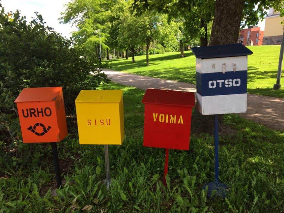 Почта для ледоколов. Фото Ларисы Хенинен
