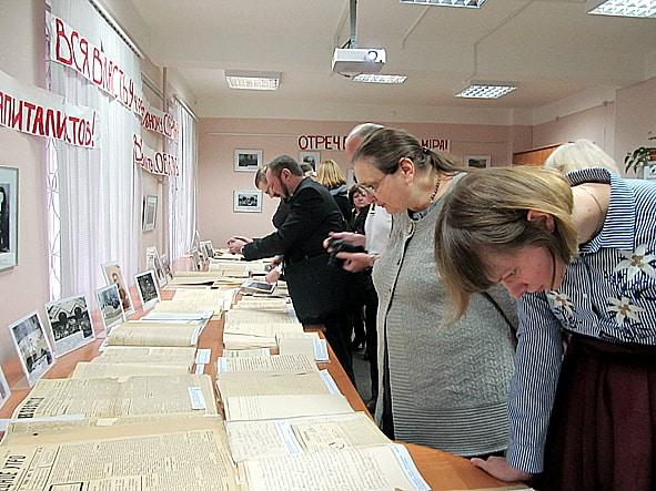 Выставка «Отречемся от старого мира»: 1917 год в Олонецкой губернии»