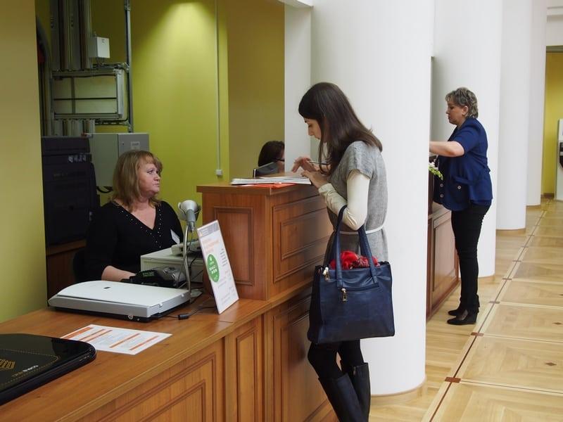 День рождения Национальной библиотеки Карелии читатели встретили в новых просторных залах