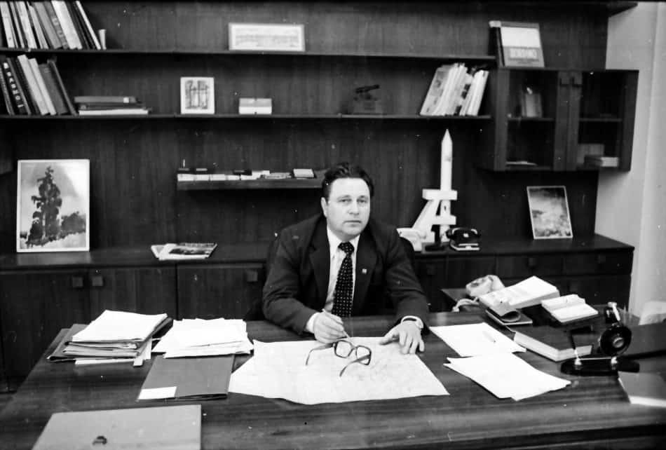 Главный архитектор Петрозаводска Эдуард Андреев. Фото Бориса Семенова