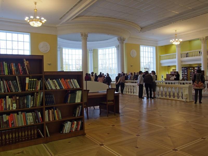 Ремонт впечатляет! Теперь в Национальную библиотеку можно водить гостей со всего мира, и стыдно не будет