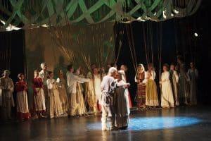 Национальный театр Карелии отметил своё 85-летие