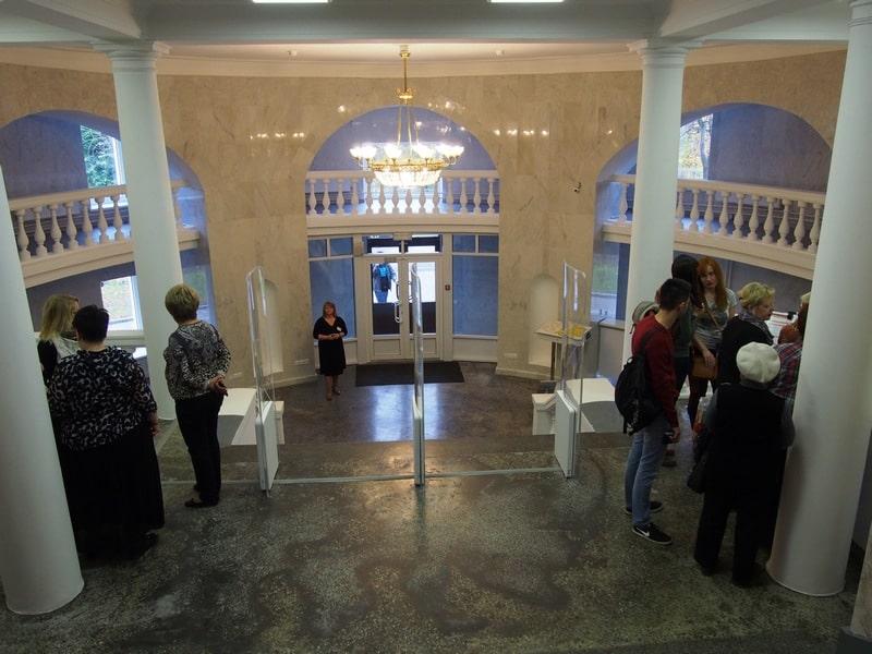 15 октября Национальной библиотеке РК исполнилось 184 года