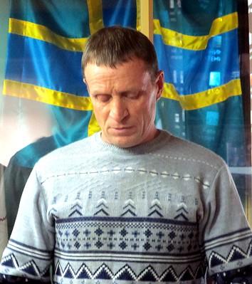 В этом году участником чтений был один из сыновей Лонина – Виктор Рюрикович