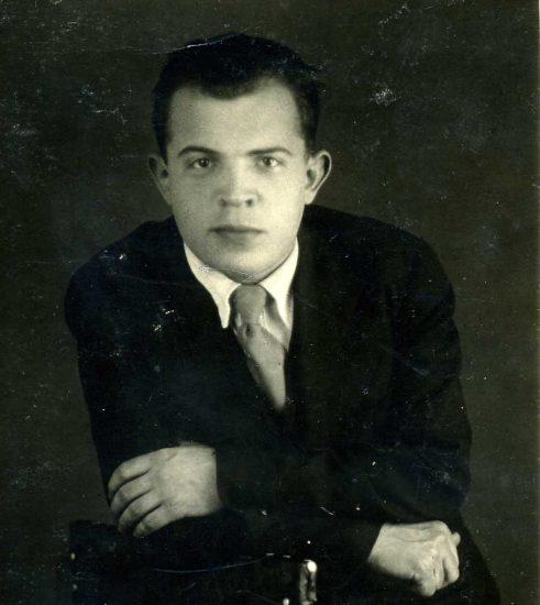 Главный архитектор Петрозаводска Лазарь Чиненов