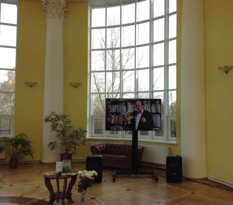 Церемония вручения звания Народного писателя Карелии Николаю Абрамову пройдет завтра в Национальной библиотеке РК