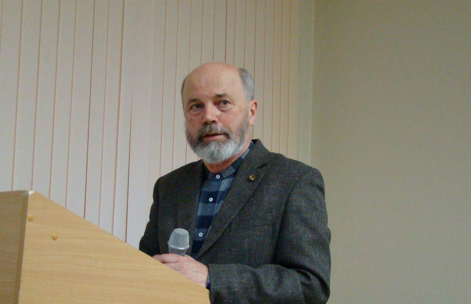 Вячеслав Агапитов. Фото Юлии Свинцовой