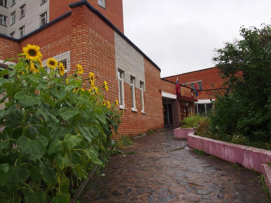 Петрозаводский дом-интернат ветеранов фото И.Ларионовой