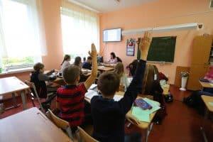 Один день в петрозаводской финно-угорской школе имени Элиаса Лённрота