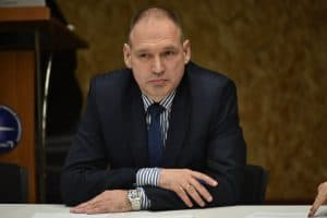 Геннадий Сараев. Фото пресс-службы правительства РК