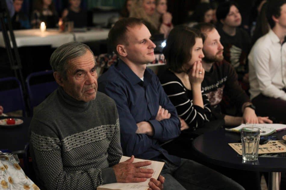 Фёдор Ермолин слева